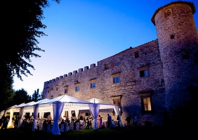 Castello-di-Meleto-Exterior-evening