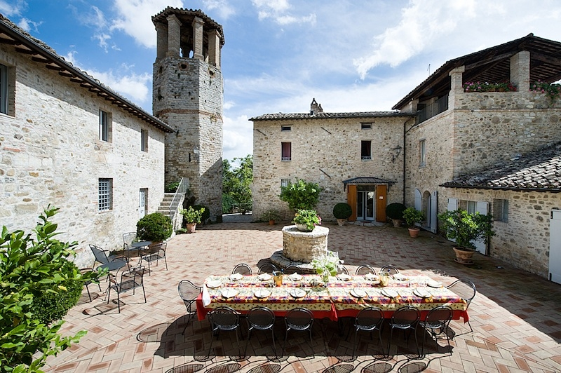 Wedding Villa in Assisi, Umbria