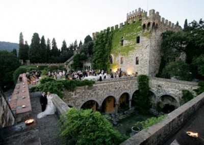 Wedding Castle Venue, Florence T8