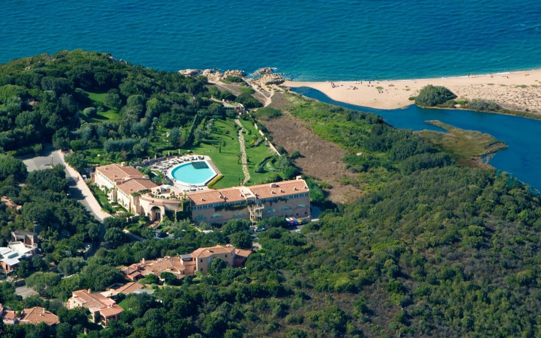 Wedding Villas with Private Beach, Sardinia, Italy