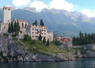 LG1 Wedding Castle Lake Garda