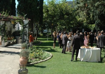 Ravello Wedding Luxury Villa 4