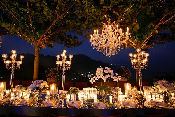 Gorgeous Wedding Villa overlooking Amalfi Coast
