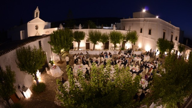 Wedding at a Typical Masseria in Ostuni in Puglia