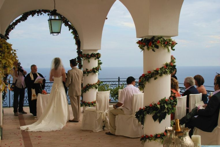 Private Wedding Villa Amalfi Coast