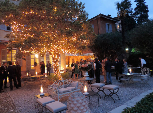 Wedding Villa at Lake Como