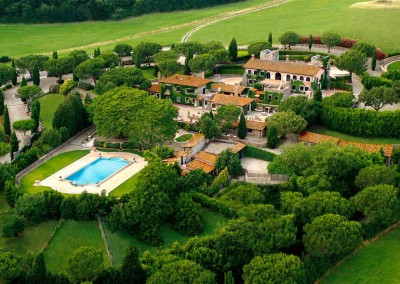 Country side wedding venue in Rome R10
