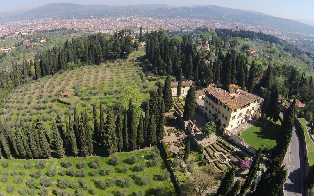 Luxury Wedding Villa in Florence