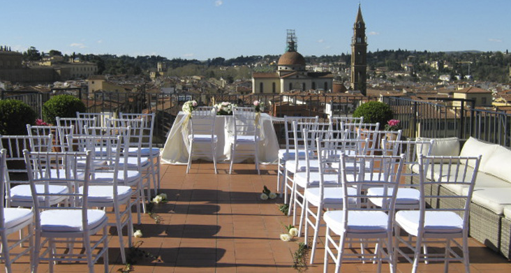 T23 Wedding Venue in Florence