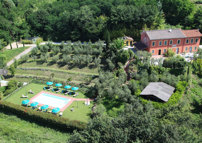 T29 Tuscany Wedding Villa