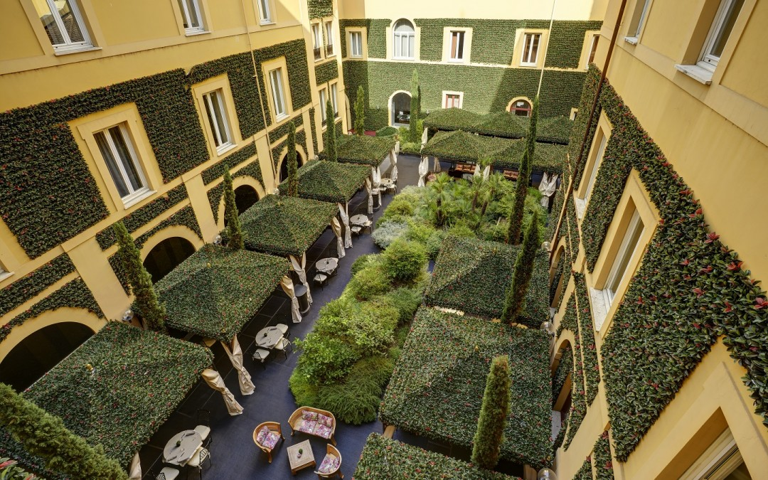 R12 Wedding Venue in Rome
