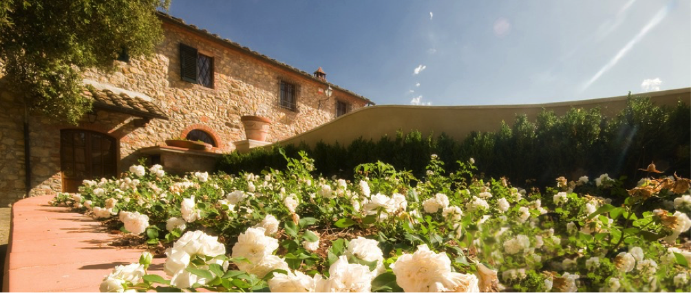 Gorgeous Wedding villa near Florence