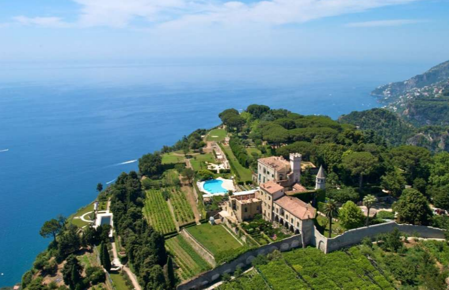 Luxury wedding Venue in Ravello