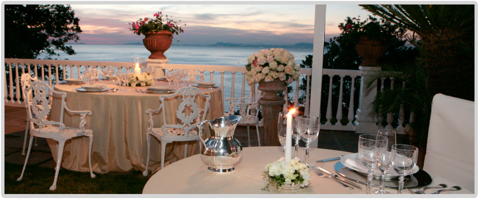 Catholic Wedding with Reception at White Villa AC7