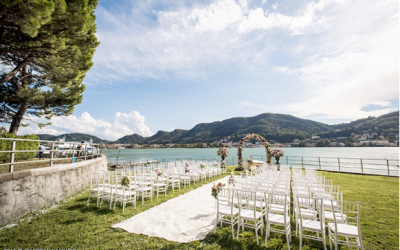 Lake Como Wedding for 150 guests