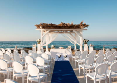 Beach wedding in Italy Puglia P12 1