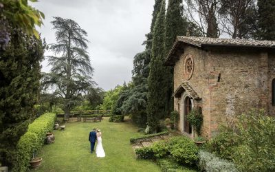 Olive Grove Wedding for 80 guests in Tuscany