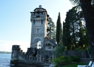 castle wedding in Italy lake garda