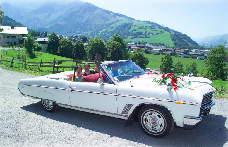Alpine Wedding in Austria