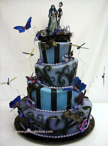 'Deadly' Cake!