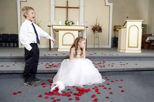 Children at Wedding Tips
