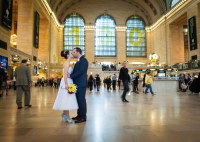 Central Station Wedding