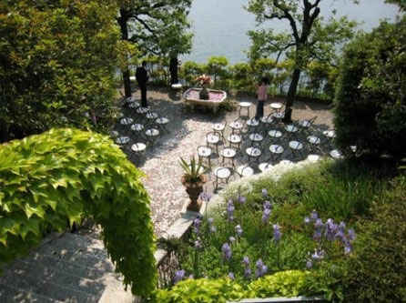 Wedding Villa on Lake Como (sample 40 guests)