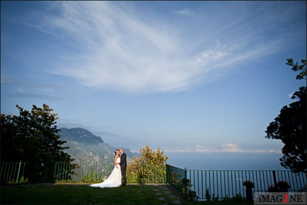 Have your wedding in an Amalfi Coast garden