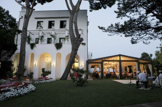 wedding villa in Ravello