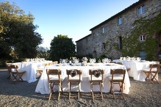 Villa San Galgano Tuscany Wedding 8