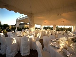 Villa San Galgano Tuscany Wedding 9