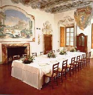 Castle in Gaiole in Chianti Tuscany