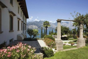 Church wedding at Bellevue Hotel Malcesine Lake Garda