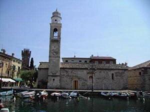Church wedding in Lazise Lake Garda