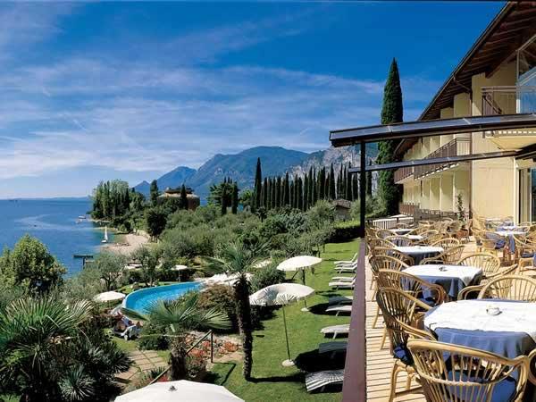 Church wedding in Malcesine Lake Garda