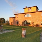Tuscan Villa in Orcia Valley