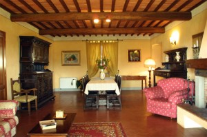 Tuscan Villa near Chianti