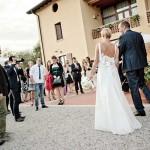 Church wedding at Villa in Bardolino Lake Garda
