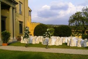 Villa in Fiesole near Florence Tuscany