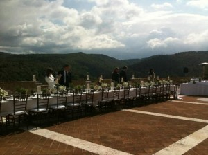 Villa in Siena hills Tuscany
