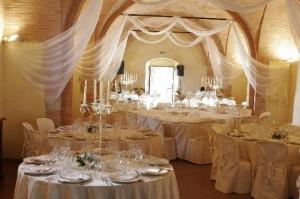 Church wedding at Villa near Siena Tuscany