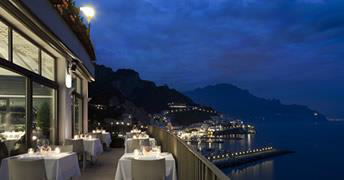 Church Wedding with Panoramic Views at Amalfi