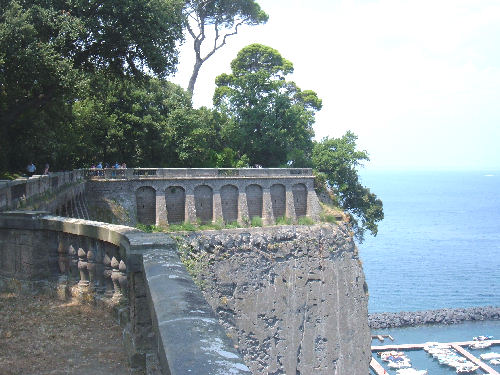 Villa Wedding in Sorrento with Panoramic Views