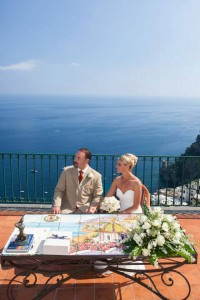 Positano Luxury Hotel Wedding