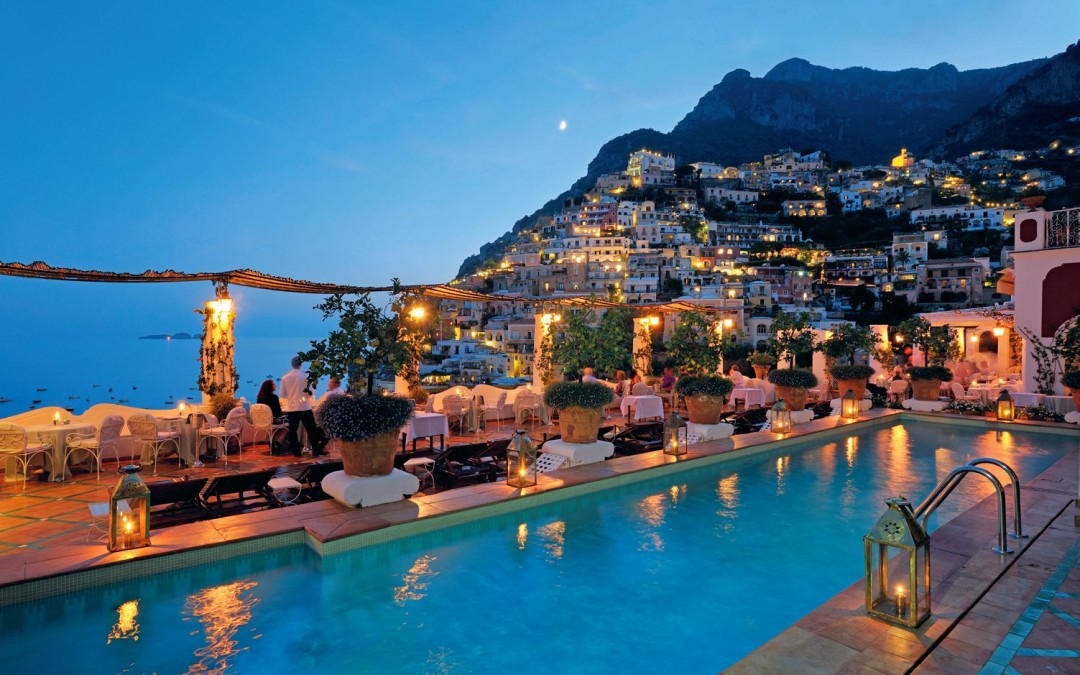 Luxury Civil Wedding in Positano