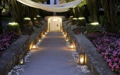 Intimate Wedding for 40 in Private Villa