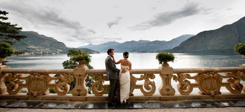 Villa del Balbianello and Lido di Lenno Civil Wedding Lake Como