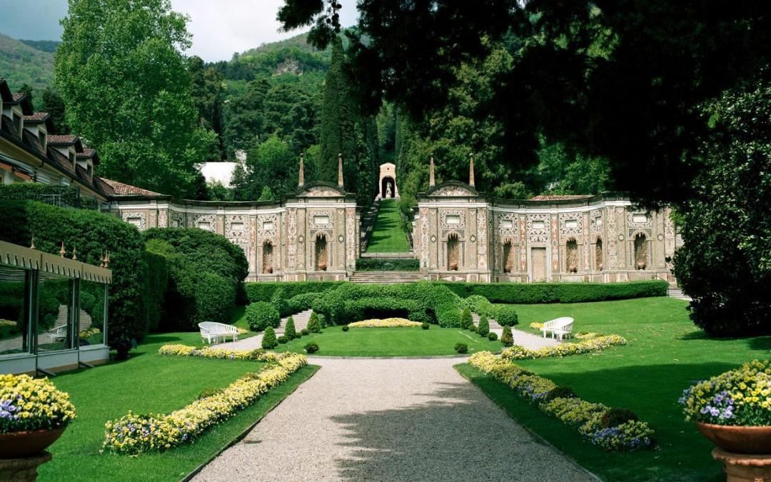 Wedding at stunning Villa Balbianello Lake Como