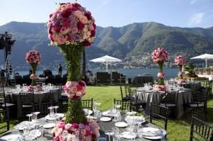 Villa in Cernobbio Wedding