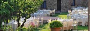 Wedding in a Fattoria in Chianti